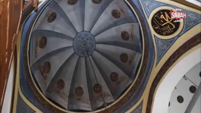 Erdoğan Nasrullah Camii'nde Haşr Suresi'ni okudu