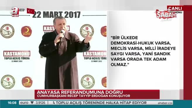 """Cumhurbaşkanı Erdoğan """"Peygamberimize laf uzattılar yazıklar olsun"""""""