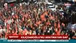 CHP mitinginde 'Evet' diyen başkan CHP'lileri şok etti!
