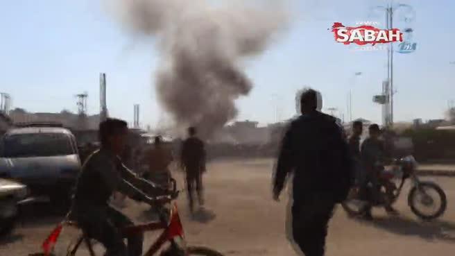 Halep'in Azez kentinde patlama: 3 ölü 10 yaralı