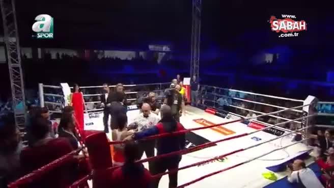 Sabriye Şengül'ün Wenessa Da Waelle'yı yendiği o maç