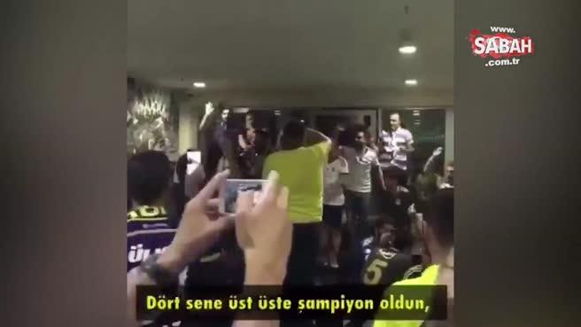 Fenerbahçe G.Saray'a şarkılı FETÖ göndermesi