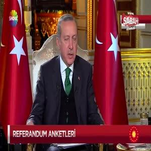 Cumhurbaşkanı Erdoğan anketlerdeki son durumu yorumladı