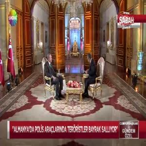 Cumhurbaşkanı Erdoğan: Atatürk yaşasaydı 'evet' derdi