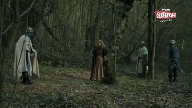 Diriliş Ertuğrul son bölümde muhteşem sahne: Bamsı Helena'yı böyle kurtardı!