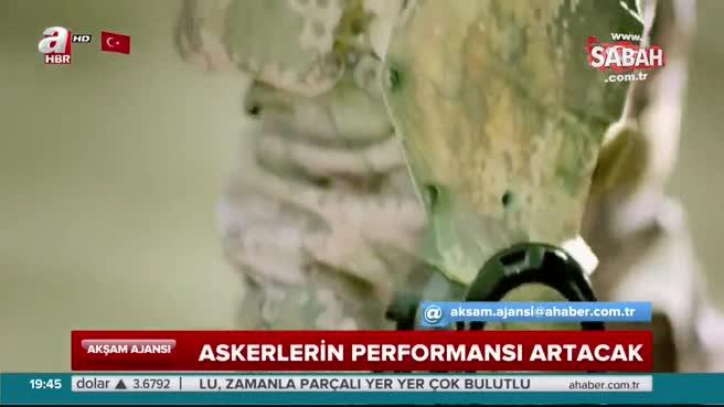Türk askerine yerli Robocop