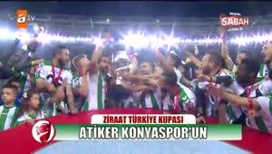 Şampiyon Konyaspor!
