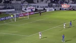 Ponte Preta, Cruzeiro maçında son düdük geldi ama maç bitmedi!