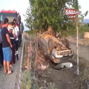 Çanakkale'de trafik kazası: 1 ölü