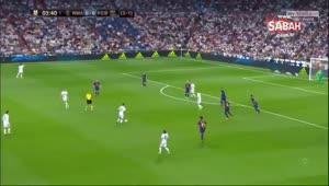 Asensio'dan Barcelona'ya jeneriklik gol!